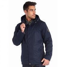 Regatta Mens Hesper Fleece Lined Waterproof Hydrafort Jacket
