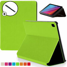 Green Clam Shell Smart Case Cover Huawei MediaPad T1 7.0 Plus + Stylus