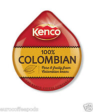 24 x Tassimo Kenco Colombian Coffee T-disc (Sold Loose) 24 T-Discs/ Servings