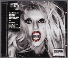 Lady Gaga - Born This Way - CD - (2CD) (2771840 Interscope Australia)