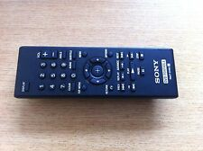GENUINE ORIGINAL SONY RMT-D195 PORTABLE DVD REMOTE CONTROL