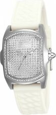 Invicta Lupah Silver Crystal-set Dial Ladies Watch 22118