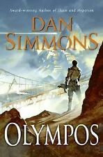 Olympos, Literature & Fiction, Science Fiction, Dan Simmons, Very Good, 2005-06-