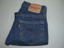 Mens LEVI'S STRAUSS 907 Type 1 Bootcut Denim Jeans W30 L32 Blue (30 REGULAR)