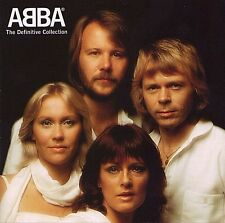 The Definitive Collection - Abba 2 CD Set Sealed ! New !