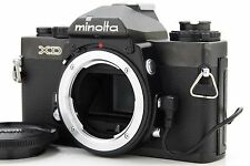 [Excellent+++++] Minolta XD Black Body w/ Data Back D from Japan 28431