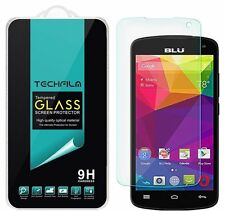 TechFilm® Tempered Glass Screen Protector For BLU Studio X8 HD 5.0 inch
