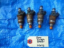 96-01 Acura Integra GSR fuel injectors set OEM B18C Type R engine motor VTEC
