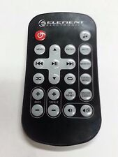 Element Electronics CD Player Remote Control RE32H-6122A0480 Tested