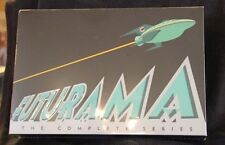 Futurama The Complete Series DVD Box set  New Unwatched Sealed
