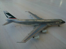 "Boeing 747-200F Cathay Pacific Cargo ""Silver Bullet"" von Net Models 1:500 OVP"
