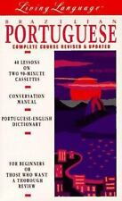Living Portugese (Brazilian), Revised: (CassetteBook) The Complete Living Langua