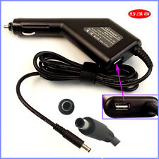 Laptop Car DC Adapter Charger + USB for Dell XPS 13D 13D-148 P29G FA45NE1-00
