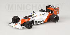 McLaren MP4/2C GP British 1986 1/43 530864302 Minichamps