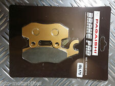 SEMI METAL FRONT BRAKE PADS FOR KAWASAKI Kazer 115 F