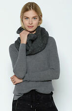 NEW $128 JOIE LAYNE WOOL BOUCLE CIRCLE INFINITY WARM SWEATER NECK COWL SCARF