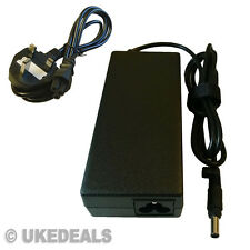Laptop Charger for Samsung NP-R505 NP-R505H Battery Adapter UK + LEAD POWER CORD