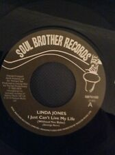 Linda Jones - I Just Can't Live My Life / My Heart Needs A Break