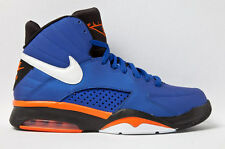 "Nike Air Maestro Flight ""Derrick Rose"" Knicks Blue/Orange [472499-400] Size 10"