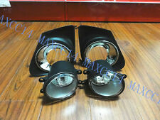 A Set front bumper Driving fog Lights With cover for TOYOTA COROLLA 2010-2012