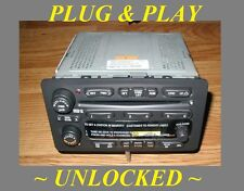 PLUG & PLAY 2003-2005 GM PONTIAC VIBE TOYOTA MATRIX AM/FM/6 CD CHANGER RADIO