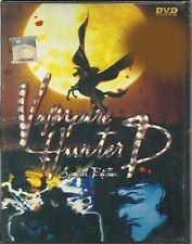 DVD Vampire Hunter D Special Edition