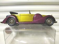 MATCHBOX LESNEY MODELS OF YESTERYEAR RARE LIGHT MAROON +GOLD Y11C LAGONDA MINT*