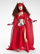 "Tonner Marvel Avengers Scarlet Witch Warped Reality Exclusive 16"" LE 250 NRFB!"