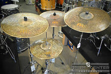 Meinl Byzance Extra Dry Box Set with a Free 20 Crash-DCP Exclusive! - B14182020E