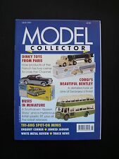 Model Collector Magazine - May 1997 Issue. Minialuxe, Tri-ang Spot-on, Bentley