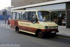 Leicester Citybus No.911 1995 Bus Photo