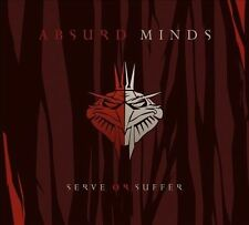 Absurd Minds-Absurd Minds - Serve Or Suffer CD NEW