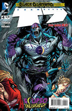 TEAM 7 (2012)  #4 VF/NM THE NEW 52!