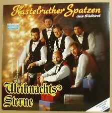 LP Kastelruther Spatzen aus Südtirol Weihnachts Sterne  Koch Rec.1987 Topzustand