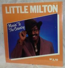 Little Milton Movin' To The Country LP SEALED MALACO 7445 1987