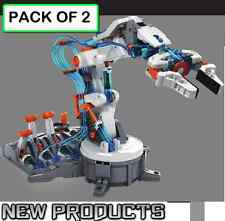 (CLASSPACK OF 2) OWI-632 HYDRAULIC ROBOTIC ARM KIT (AGES 10+)