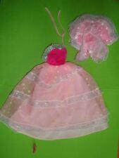 vetement barbie robe superstar  dream glow fashion 1986 dremglow féerie brille