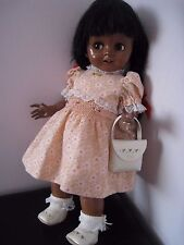 Dress and Undies, Shoes, Socks and Handbag Set for 16 inch Pedigree Doll.