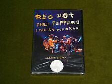RED HOT CHILI PEPPERS LIVE AT BUDOKAN TOKYO 2000 DVD SEALED Green Day Nirvana