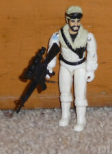 Vintage 1985 GI Joe FROSTBITE  complete with Weapon