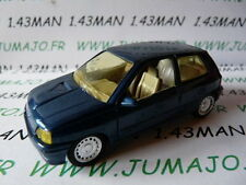 Voiture 1/43 solido (Made in France) RENAULT : clio 16s