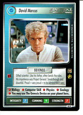 STAR TREK CCG THE MOTION PICTURES RARE CARD DAVID MARCUS