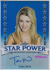 2016 POP CENTURY STAR POWER AUTO: TARA REID #22/25 AUTOGRAPH URBAN LEGEND/SCRUBS