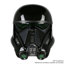 Star Wars Rogue One Death Trooper LTD Edition 1:1 scale Helmet mask anovos new