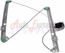 FRONT RIGHT PASSENGER POWER WINDOW REGULATOR W/O MOTOR 00-06 BMW X5 NEW