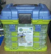 """Creative Options Grab 'N Go """"Craft/Sewing/Jewelry/Quilt/Make~Up Organizing Case"""
