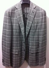 NW$1750  Pal Zileri Italy lux. flannel gorgeous sport coat 50/40 (Special Sale