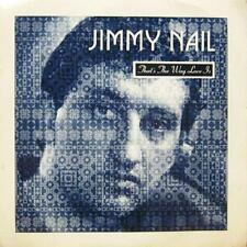 "Jimmy Nail(7"" Vinyl P/S)That's The Way Love Is-Virgin-VS 915-UK-Ex/VG"
