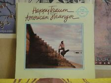 HAPPY TRAUM, AMERICAN STRANGER - KICKING MULE LP KM 301