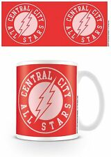 DC COMICS THE FLASH CENTRAL CITY ALL STARS MUG NEW GIFT BOXED 100 % OFFICIAL